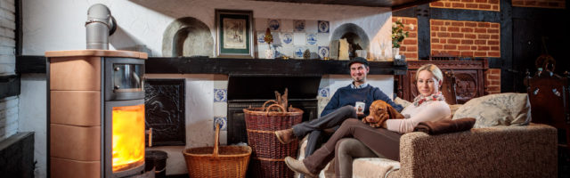 Marius Schneider Homestory für das Mein Pferd Magazin mit Marius Schneider am 14.01.2019 in Lüdinghausen.  Foto: DANIEL ELKE