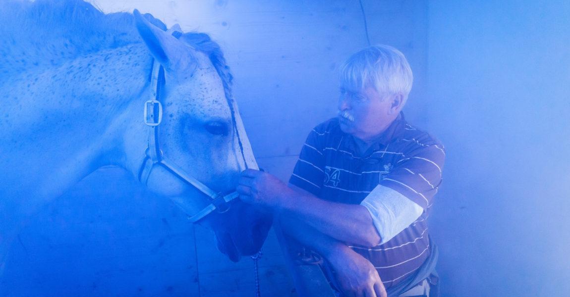 Mein Pferd - Equiness mit Günther Fröhlich Shooting im Equiness Zentrum von Günther Fröhlich für das Mein Pferd Magazin am 11.07.2019 in Wegberg Foto: DANIEL ELKE