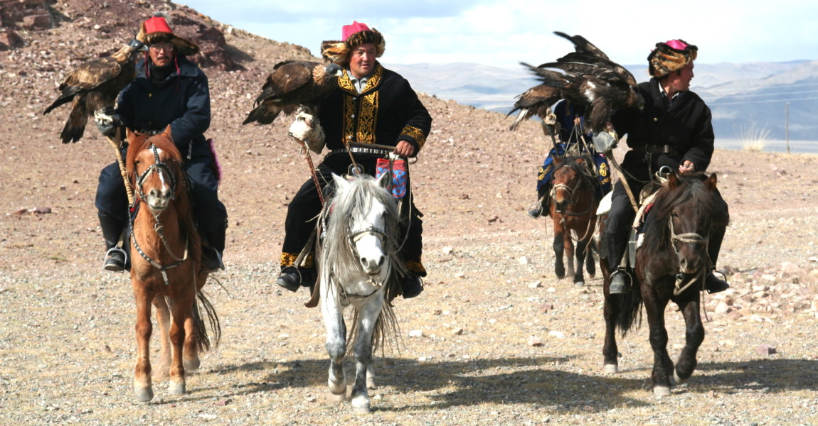 Reiter Mongolei (c) Pegasus Reisen