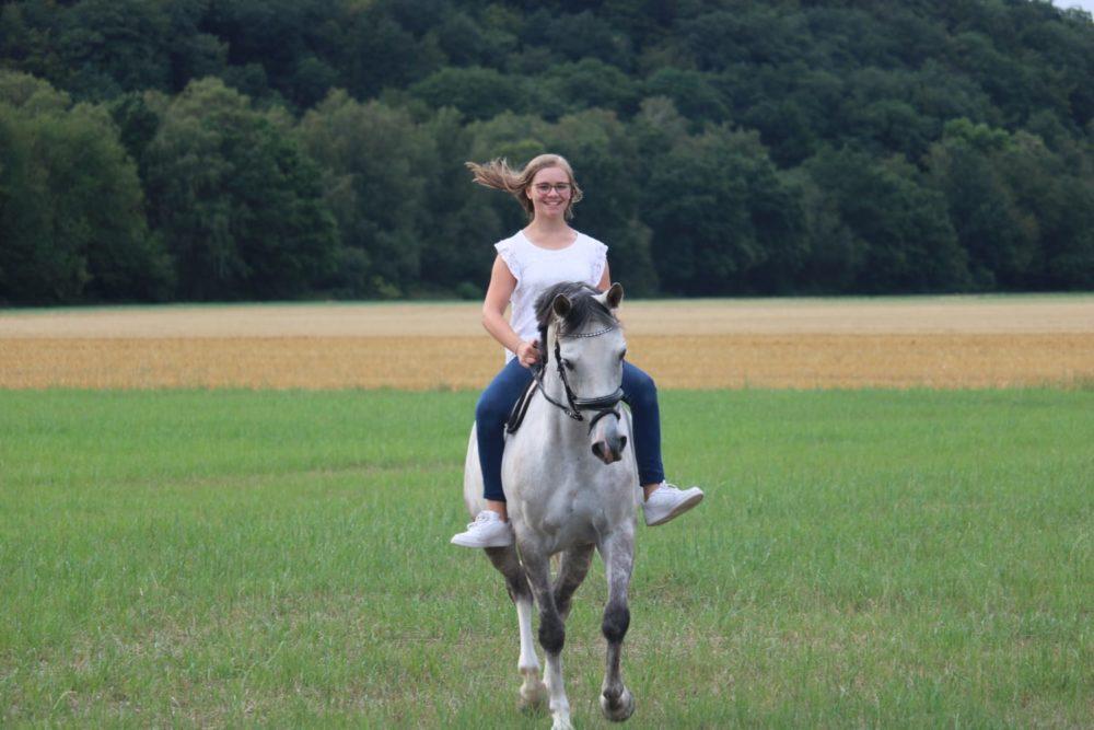 Es gibt kein tieferes Geheimnis, als das zwischen Pferd und Reiter