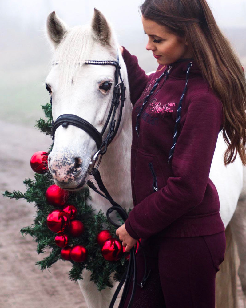 Christmas with my Soulhorse
