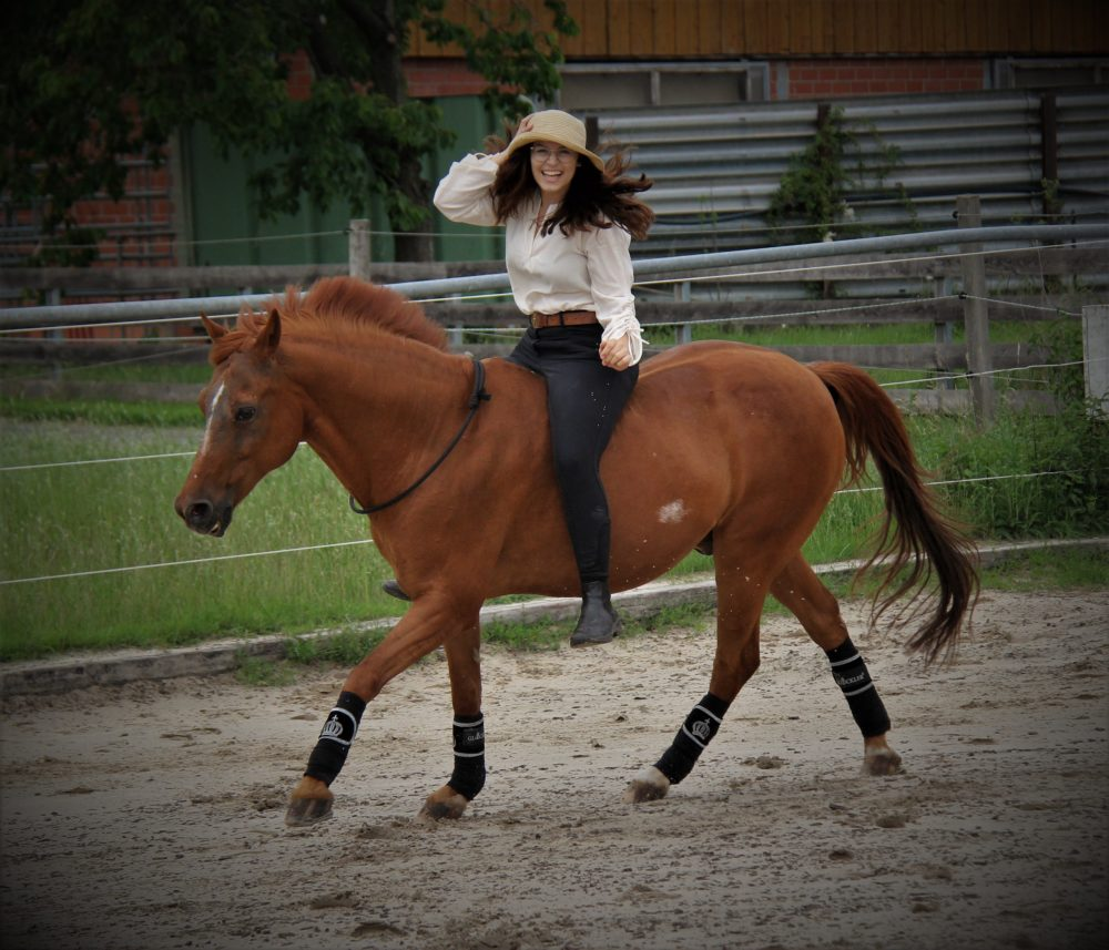 Ponyzeit-schönste Zeit!