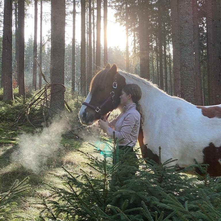 Mein Soulhorse und ich❤️