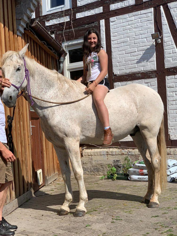 Mein Pferd und ich ❤️